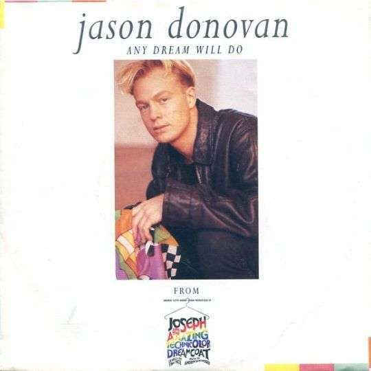 Coverafbeelding Jason Donovan - Any Dream Will Do