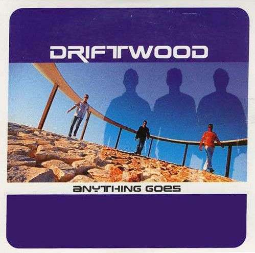 Coverafbeelding Anything Goes - Driftwood
