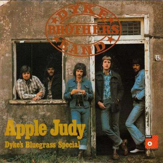 Coverafbeelding Dyke Brothers Band - Apple Judy