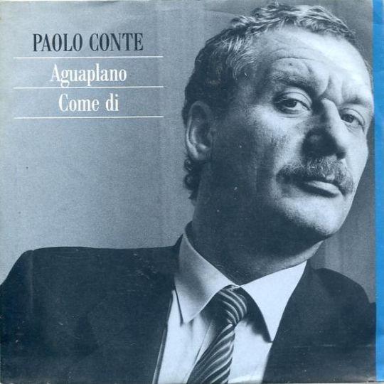 Coverafbeelding Paolo Conte - Aguaplano