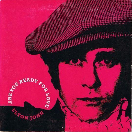 Coverafbeelding Are You Ready For Love - Elton John