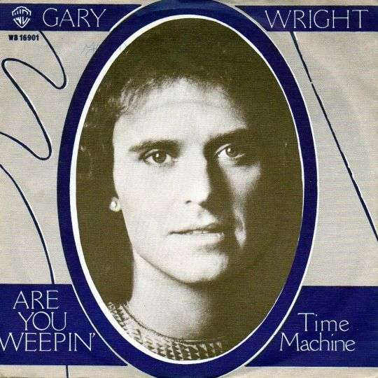 Coverafbeelding Gary Wright - Are You Weepin'