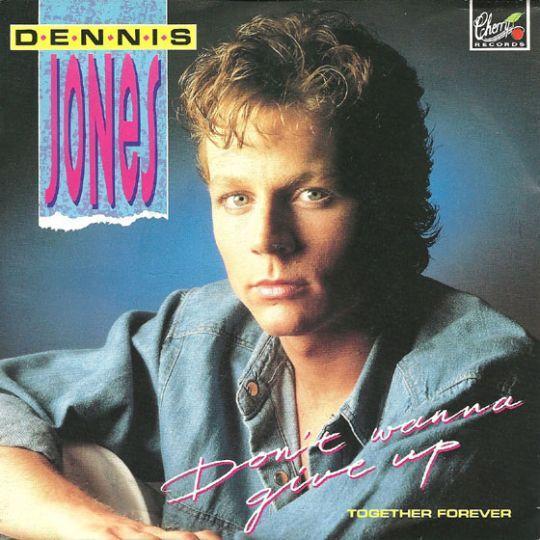 Coverafbeelding Don't Wanna Give Up - Dennis Jones