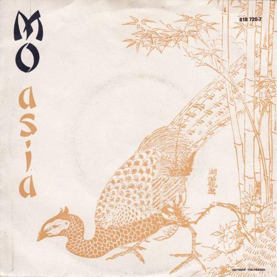 Coverafbeelding Asia - Mo