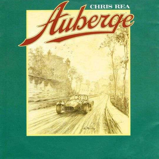 Coverafbeelding Auberge - Chris Rea