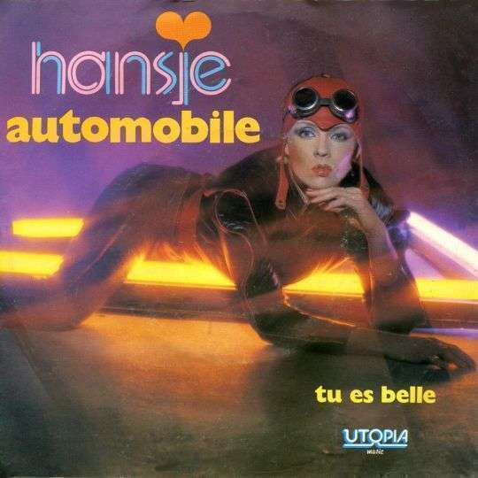 Coverafbeelding Hansje - Automobile