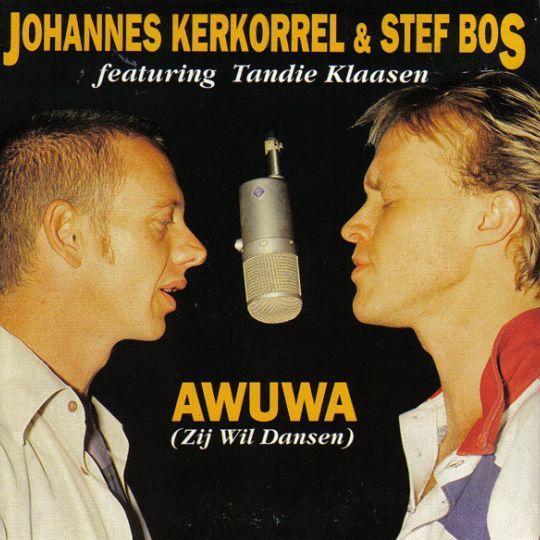 Coverafbeelding Awuwa (Zij Wil Dansen) - Johannes Kerkorrel & Stef Bos Featuring Tandie Klaasen