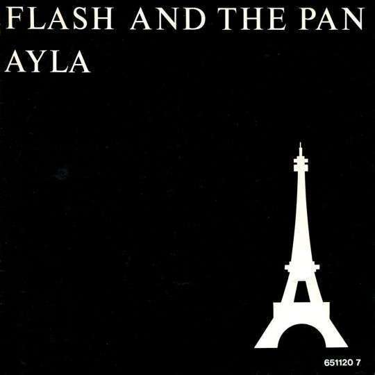 Coverafbeelding Flash and The Pan - Ayla