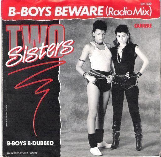 Coverafbeelding Two Sisters - B-Boys Beware