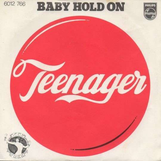 Coverafbeelding Teenager - Baby Hold On
