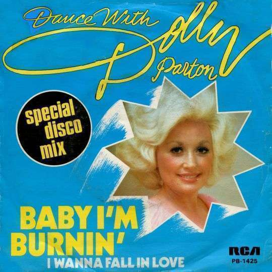 Coverafbeelding Baby I'm Burnin' - Dolly Parton