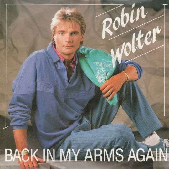 Coverafbeelding Back In My Arms Again - Robin Wolter