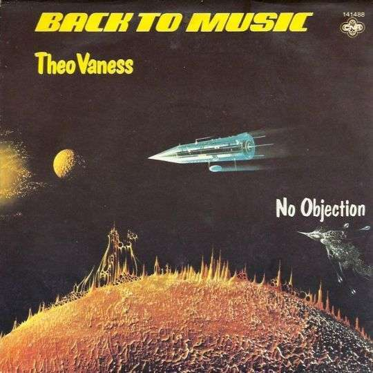 Coverafbeelding Theo Vaness - Back To Music