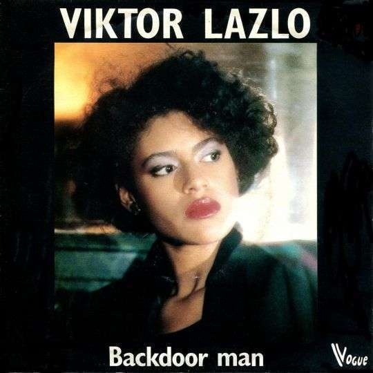 Coverafbeelding Backdoor Man - Viktor Lazlo