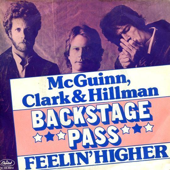 Coverafbeelding McGuinn, Clark & Hillman - Backstage Pass