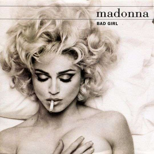 Coverafbeelding Bad Girl - Madonna