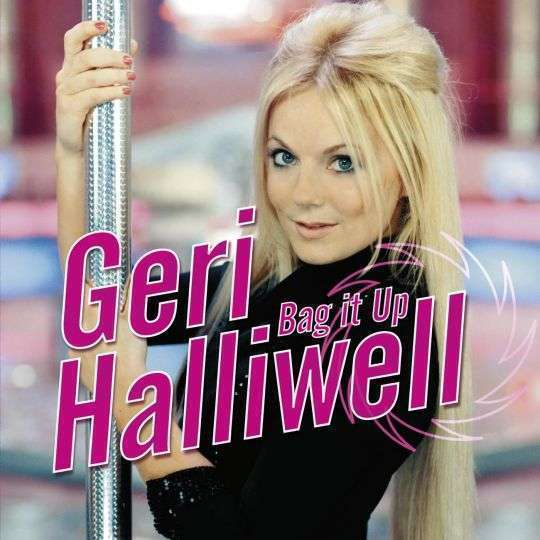 Coverafbeelding Bag It Up - Geri Halliwell