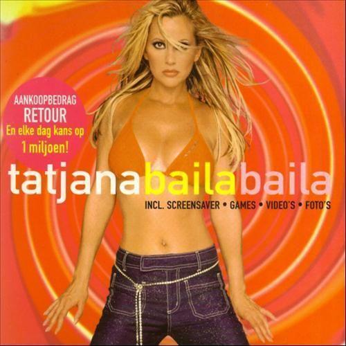 Coverafbeelding Baila Baila - Tatjana