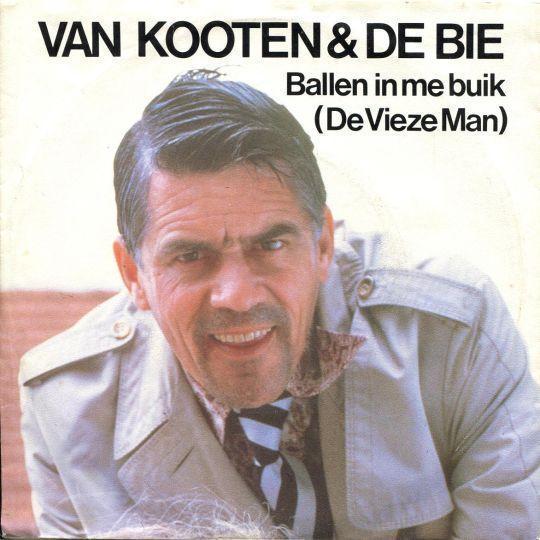 Coverafbeelding Ballen In Me Buik (De Vieze Man) - Van Kooten & De Bie