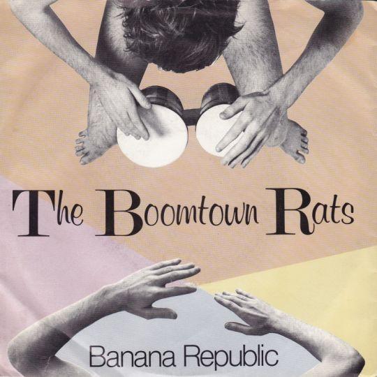 Coverafbeelding The Boomtown Rats - Banana Republic