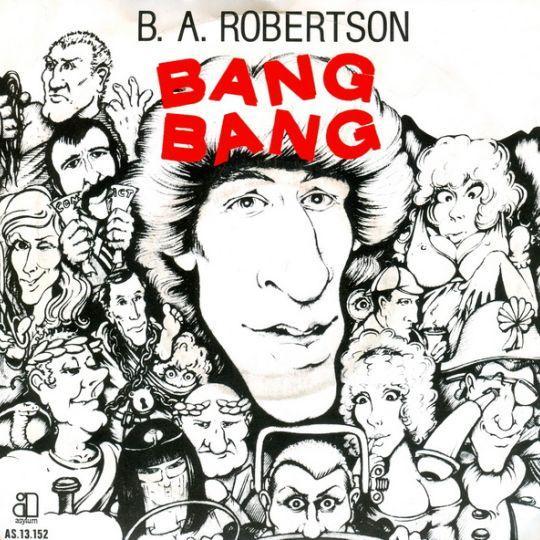 Coverafbeelding Bang Bang - B. A. Robertson