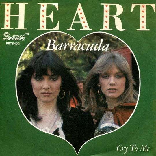 Coverafbeelding Barracuda - Heart ((Usa))