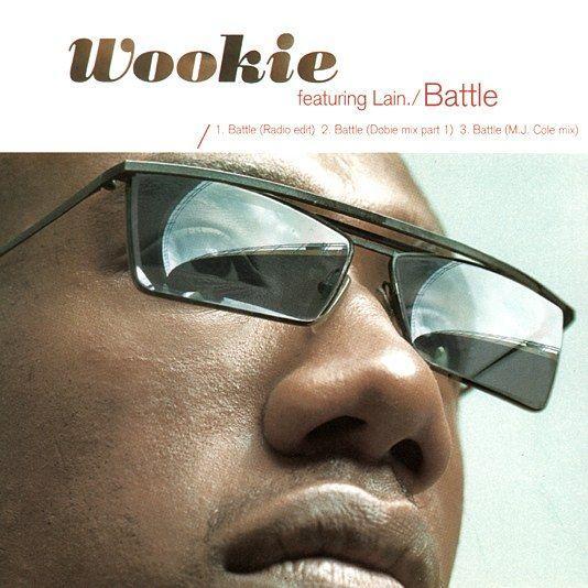 Coverafbeelding Wookie featuring Lain - Battle
