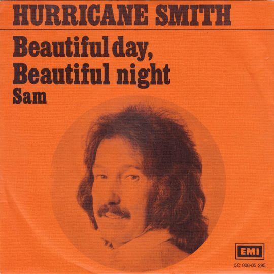 Coverafbeelding Beautiful Day, Beautiful Night - Hurricane Smith