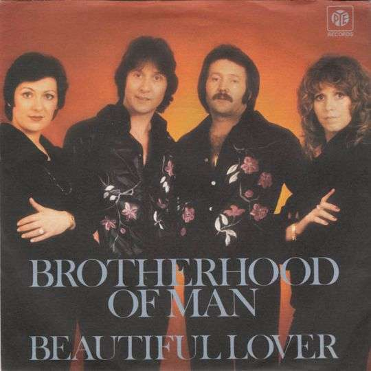 Coverafbeelding Beautiful Lover - Brotherhood Of Man