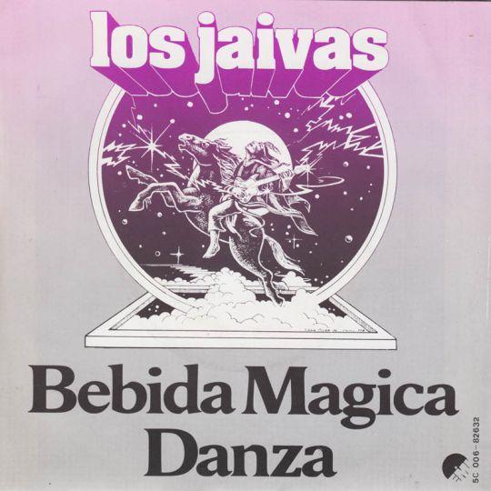 Coverafbeelding Los Jaivas - Bebida Magica