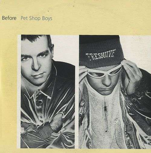 Coverafbeelding Before - Pet Shop Boys