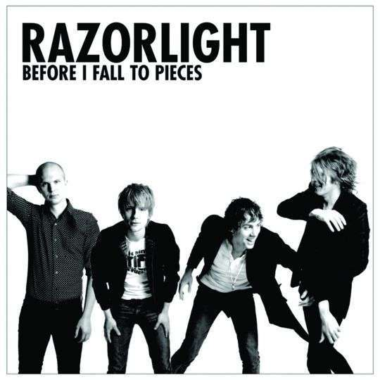 Coverafbeelding Before I Fall To Pieces - Razorlight