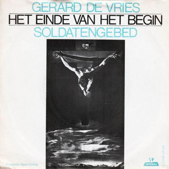 Coverafbeelding Het Einde Van Het Begin - Gerard De Vries