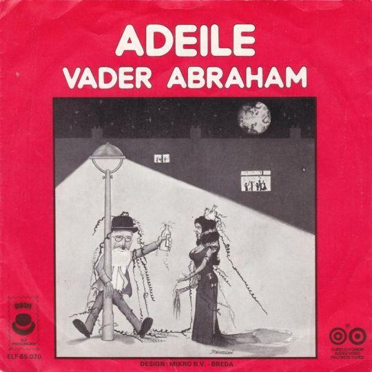 Coverafbeelding Adeile - Vader Abraham