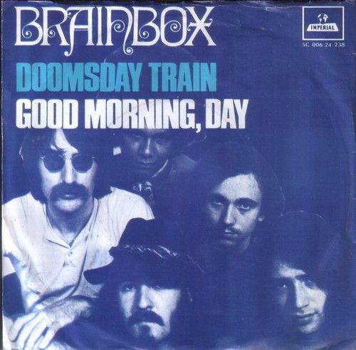Coverafbeelding Doomsday Train - Brainbox