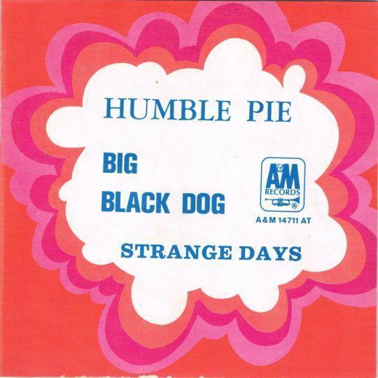 Coverafbeelding Big Black Dog - Humble Pie