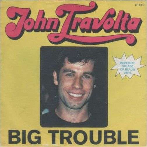 Coverafbeelding Big Trouble - John Travolta