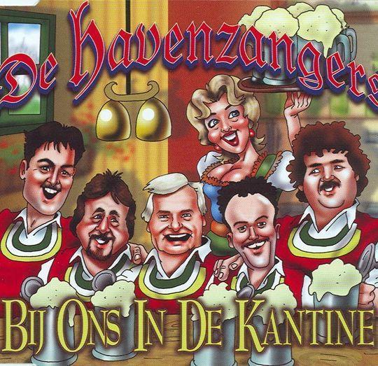 Coverafbeelding Bij Ons In De Kantine - De Havenzangers