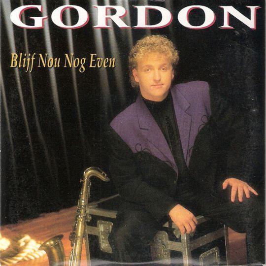 Coverafbeelding Blijf Nou Nog Even - Gordon