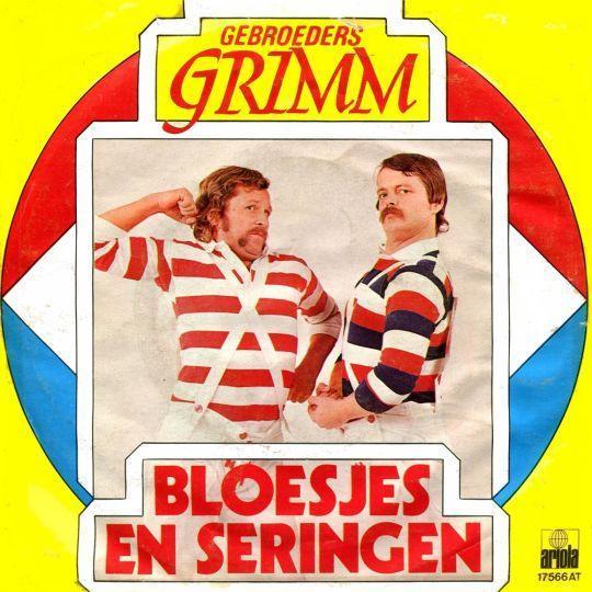 Coverafbeelding Bloesjes En Seringen - Gebroeders Grimm