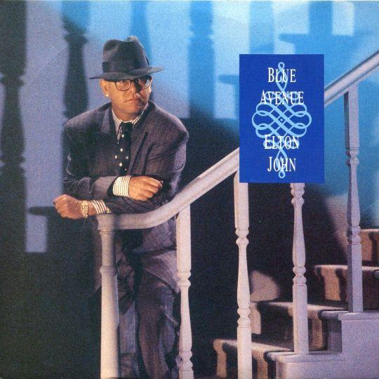 Coverafbeelding Blue Avenue - Elton John
