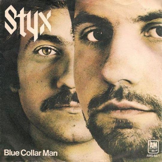 Coverafbeelding Blue Collar Man - Styx