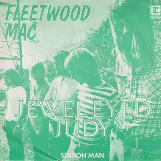 Coverafbeelding Jewel Eyed Judy - Fleetwood Mac
