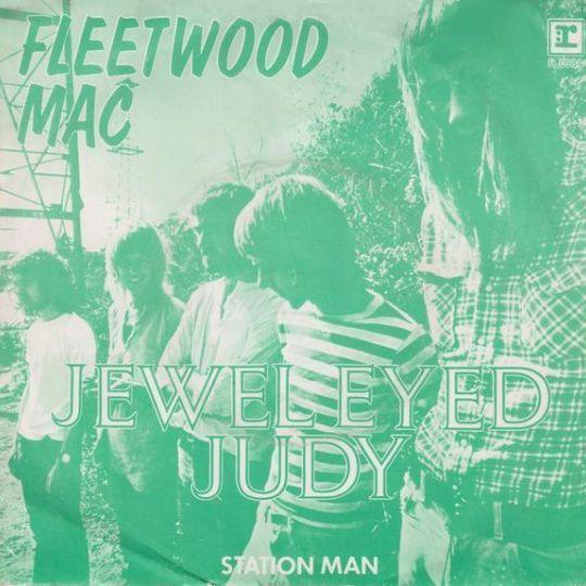 Coverafbeelding Fleetwood Mac - Jewel Eyed Judy