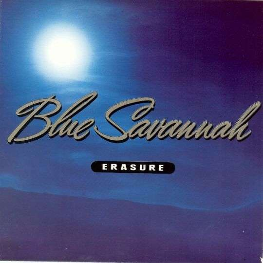 Coverafbeelding Blue Savannah - Erasure