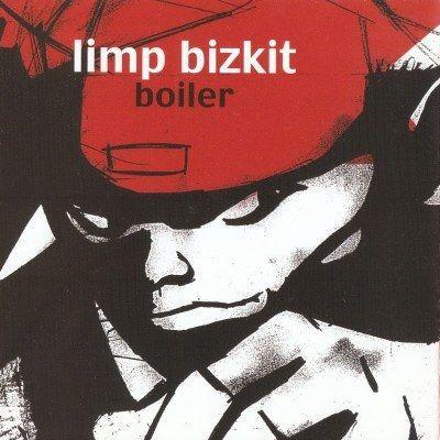 Coverafbeelding Boiler - Limp Bizkit