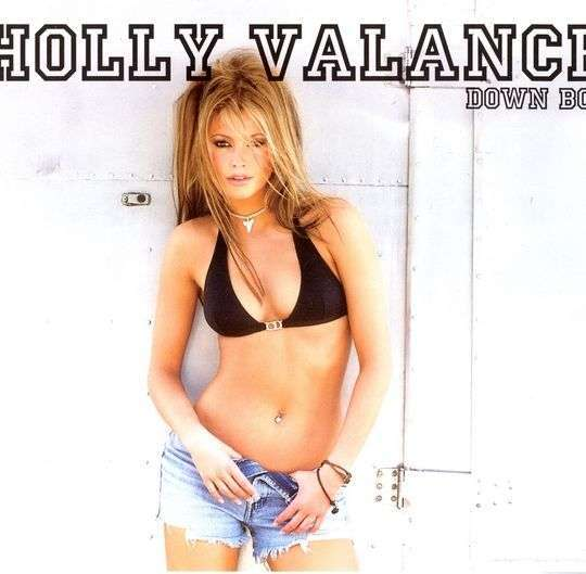Coverafbeelding Holly Valance - Down Boy