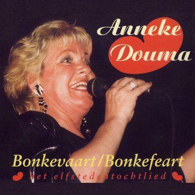 Coverafbeelding Anneke Douma - Bonkevaart/Bonkefeart - Het Elfstedentochtlied