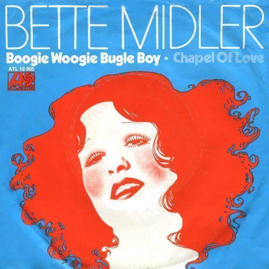 Coverafbeelding Boogie Woogie Bugle Boy - Bette Midler