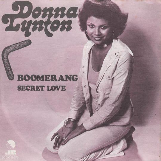 Coverafbeelding Boomerang - Donna Lynton